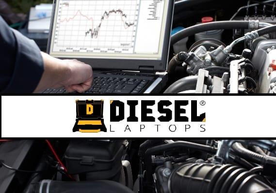 Diesel laptops diagnostics tools